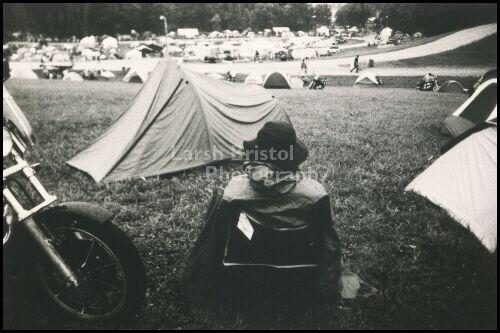 Camping at Algona