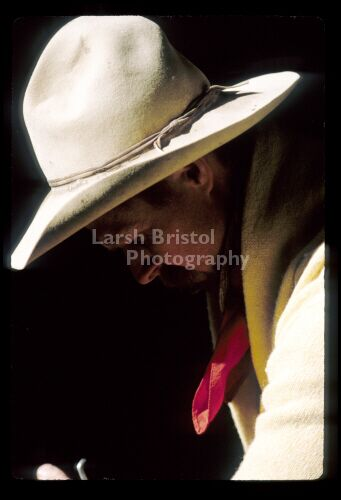 Profile of Cowboy