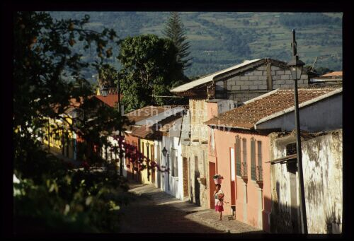 South American Town