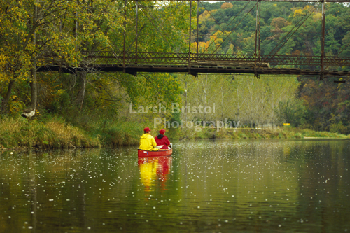 Fall Canoe Adventure