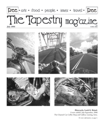 Photo: Tapestry Magazine Cover (July,2006)